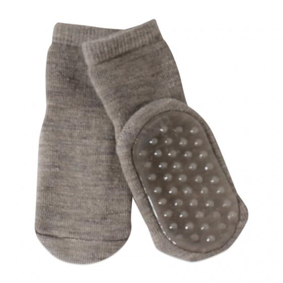 Mp Denmark - Wool slippers - non slip