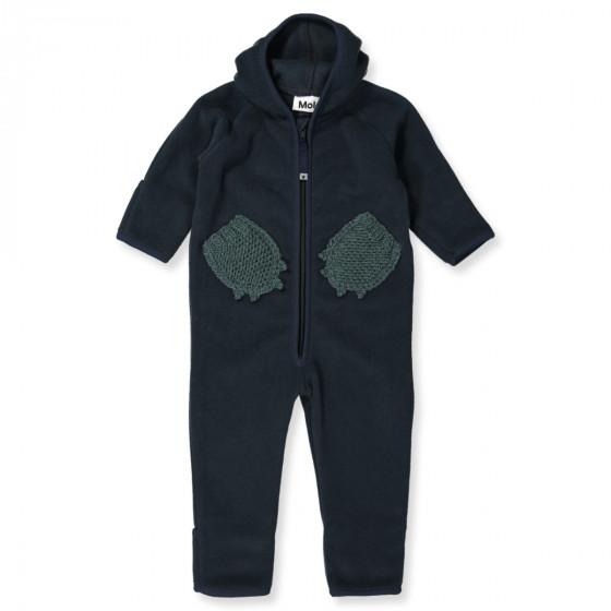 molo fleece overall