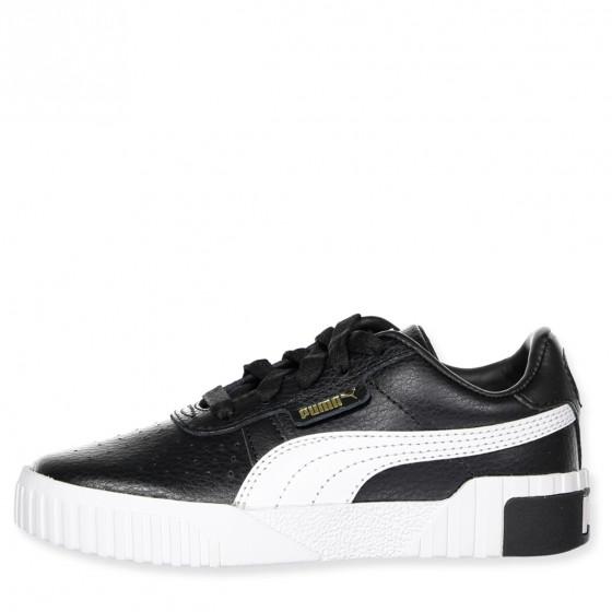 Puma - Cali Ps - Blk/Gold - Black