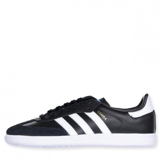 Premio cajón Ese  Adidas Originals - Samba OG J sneakers - core black