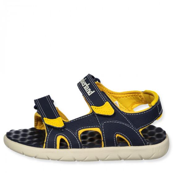 zapatos deportivos calidad y cantidad asegurada última selección de 2019 Timberland - Perkins row 2-strap sandals - BLACK IRIS