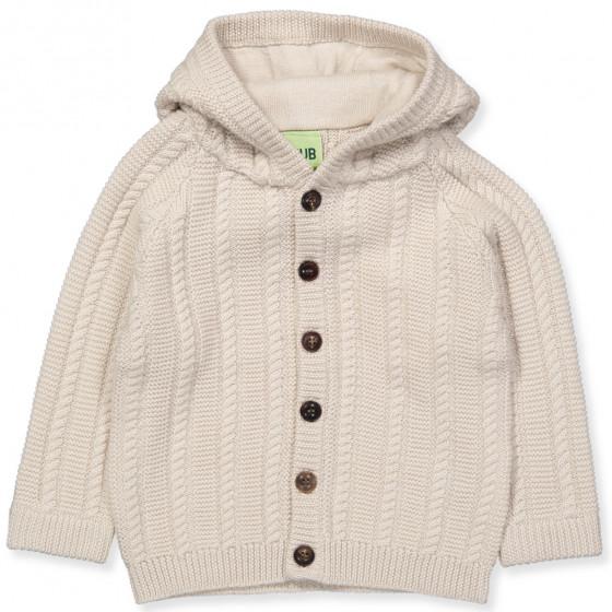 Cream Colored Cardigan | Outdoor Jacket