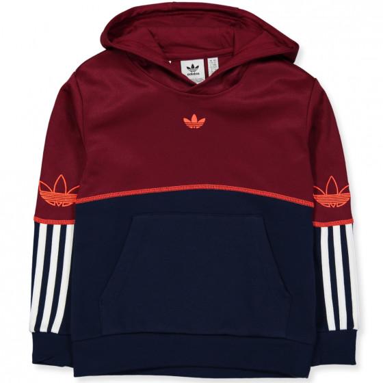 coger un resfriado preferir Repelente  Adidas Originals - Bordeaux sweatshirt