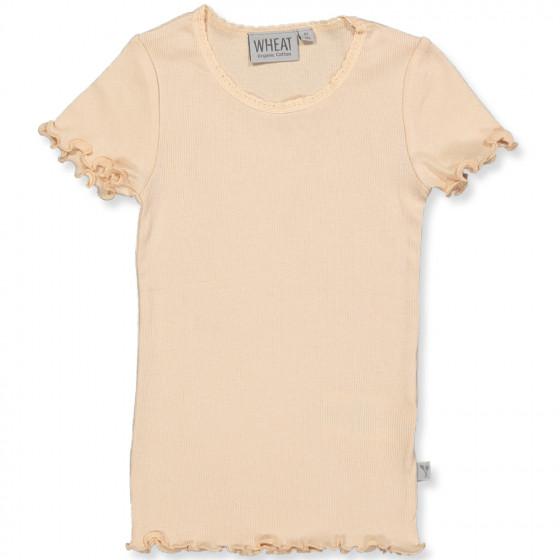 Powder rib t shirt