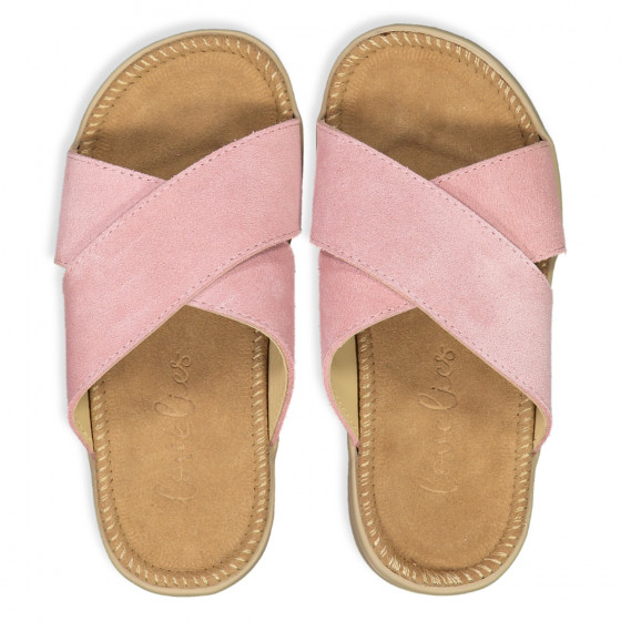 Lovelies Bellevue Sandals Soft Rose Rosa