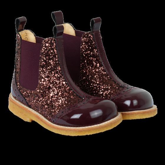 angulus - Bordeaux boots - Amarone