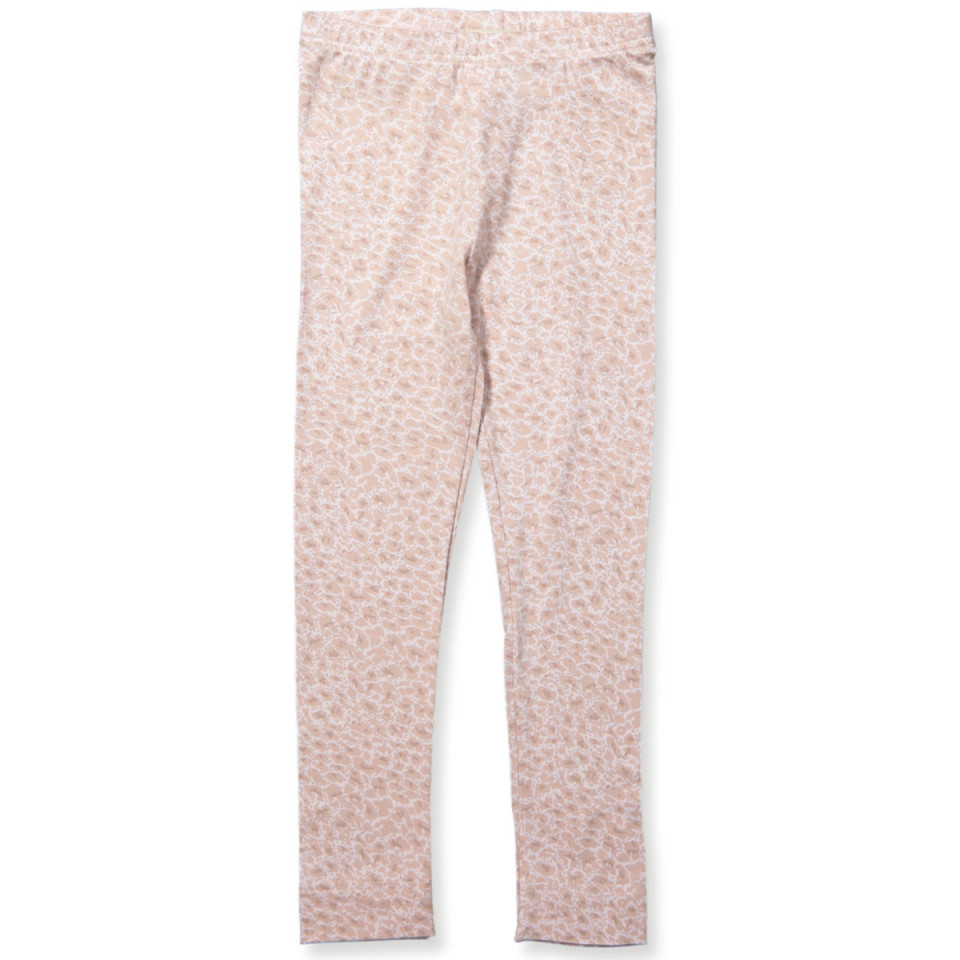 7561c1169b9d MarMar - Rose leo leggings - Barely Rose Leo - Rosa