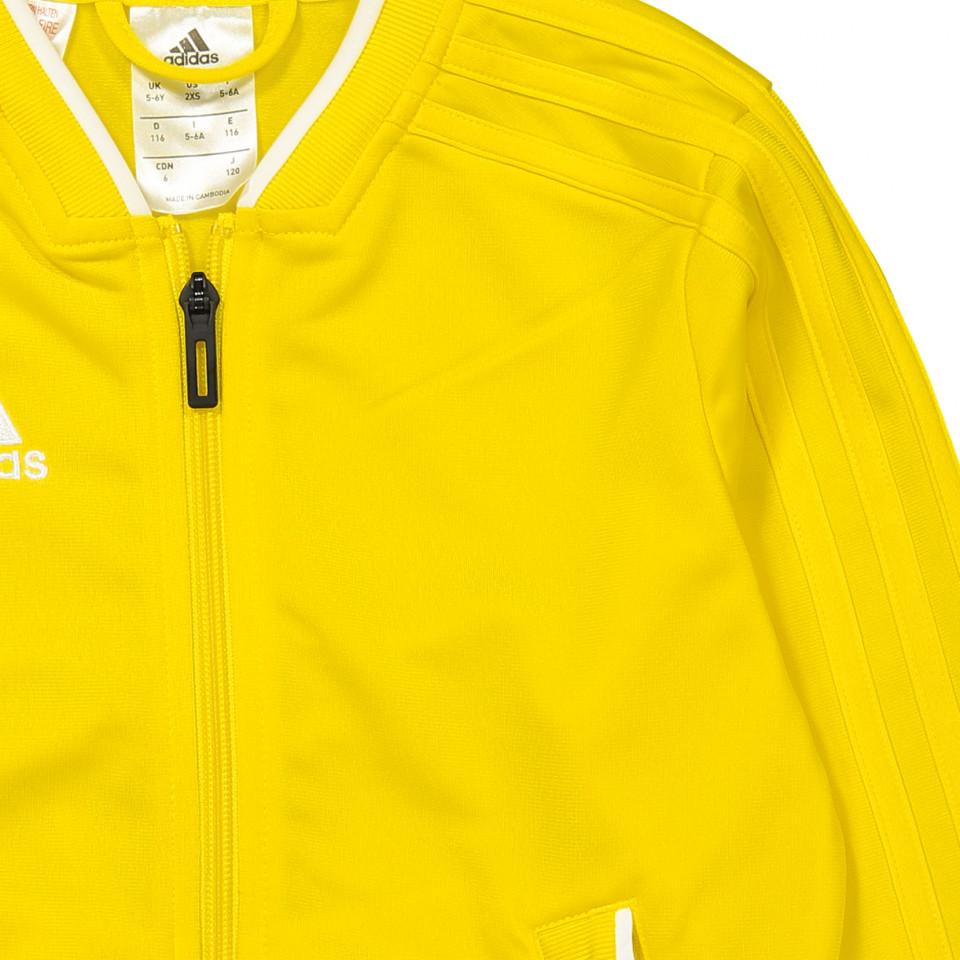 Yellow Condivo zip jacket