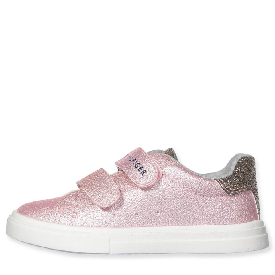 große Auswahl an Farben und Designs Modern und elegant in der Mode Offizieller Lieferant Metallic rose sneakers