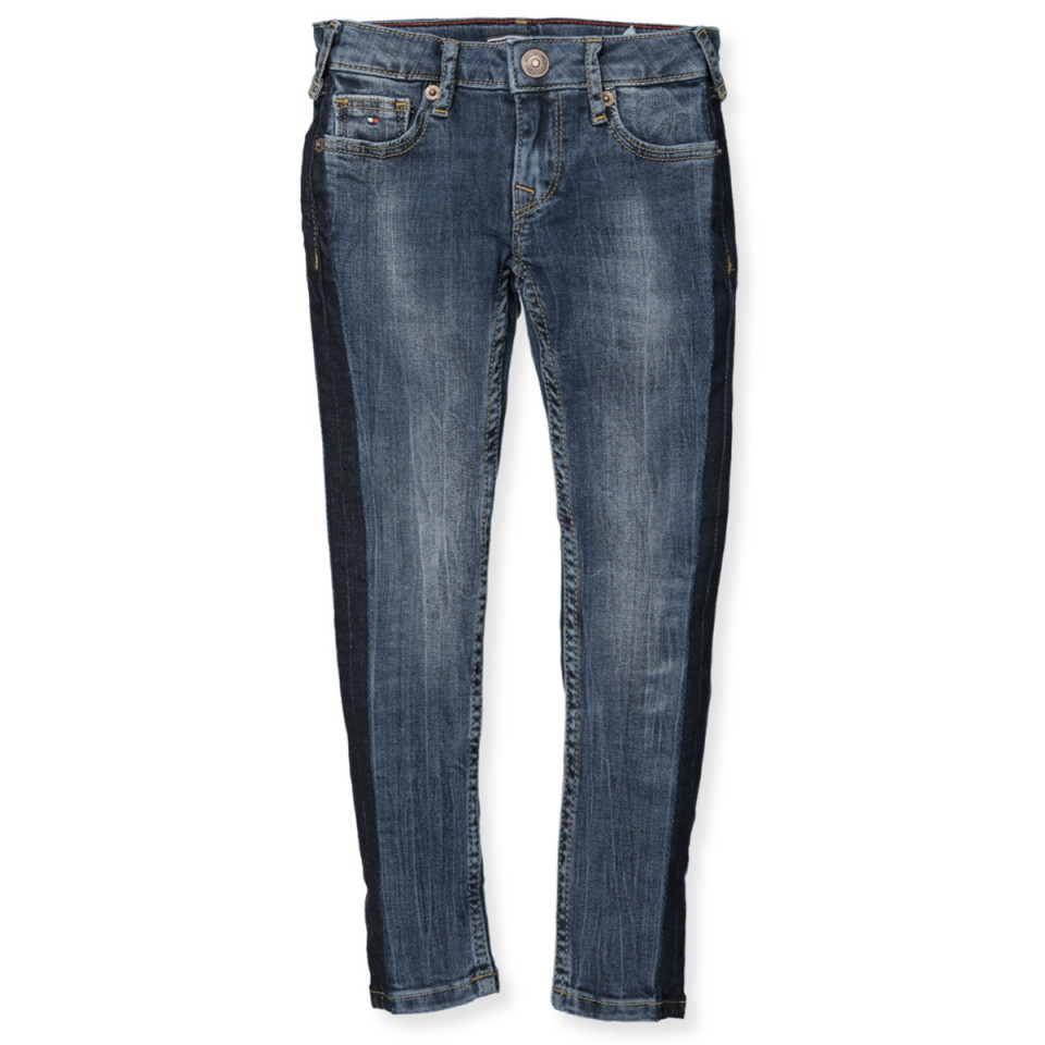 best online outlet store sale lace up in Sophie skinny jeans
