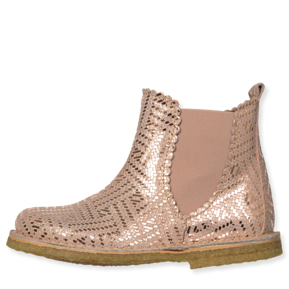 Copper boots
