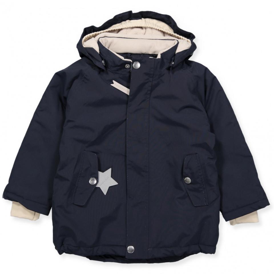 40f18fdf Mini A Ture - Wally winter jacket - Sky Captain Blue
