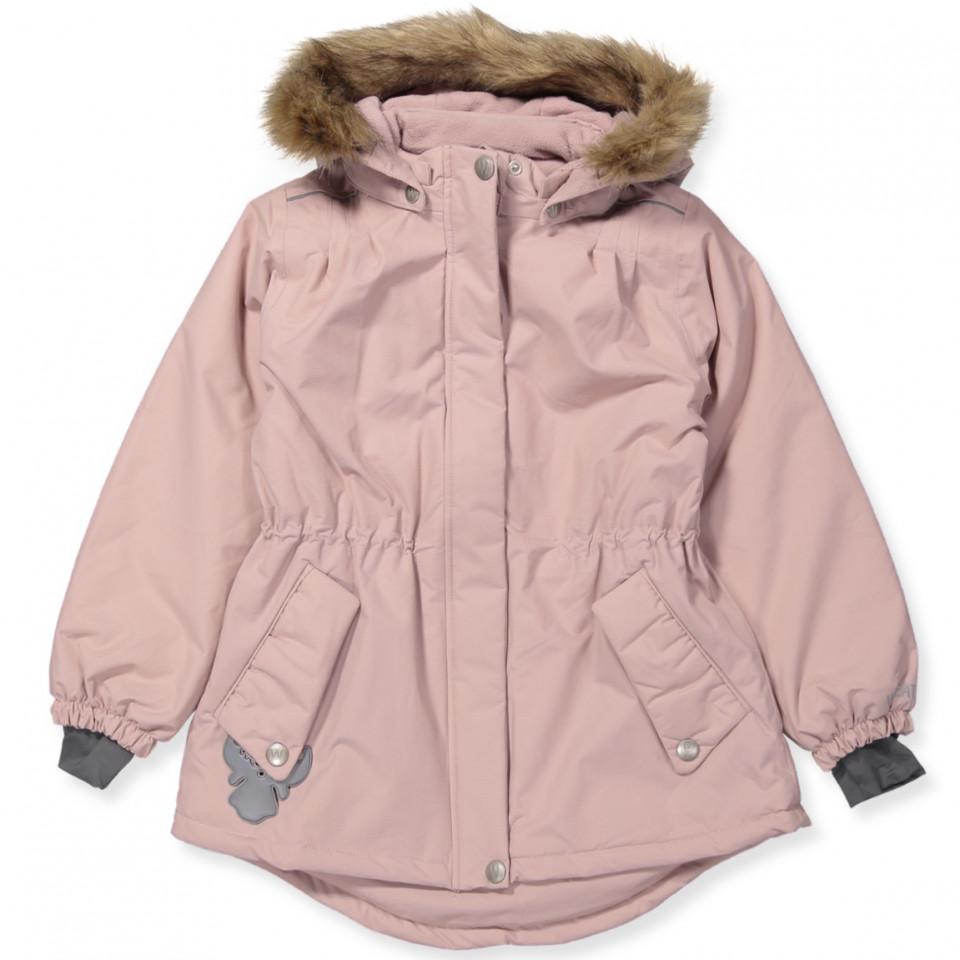 a9f444dd Wheat - Tusnelda winter jacket - rose powder - Rosa