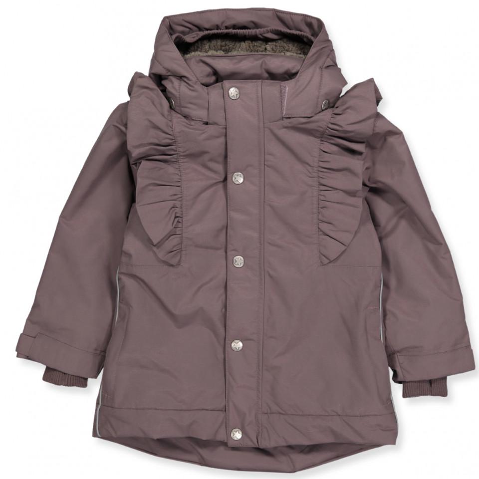 dd63f2a5 En Fant - Purple winter jacket - Sparrow - Purple