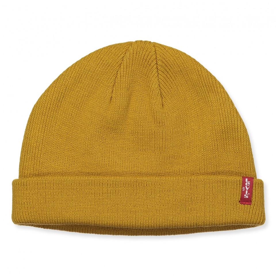 aafebc027214b9 Levi's Kids - Mustard beanie - GOLD - Yellow