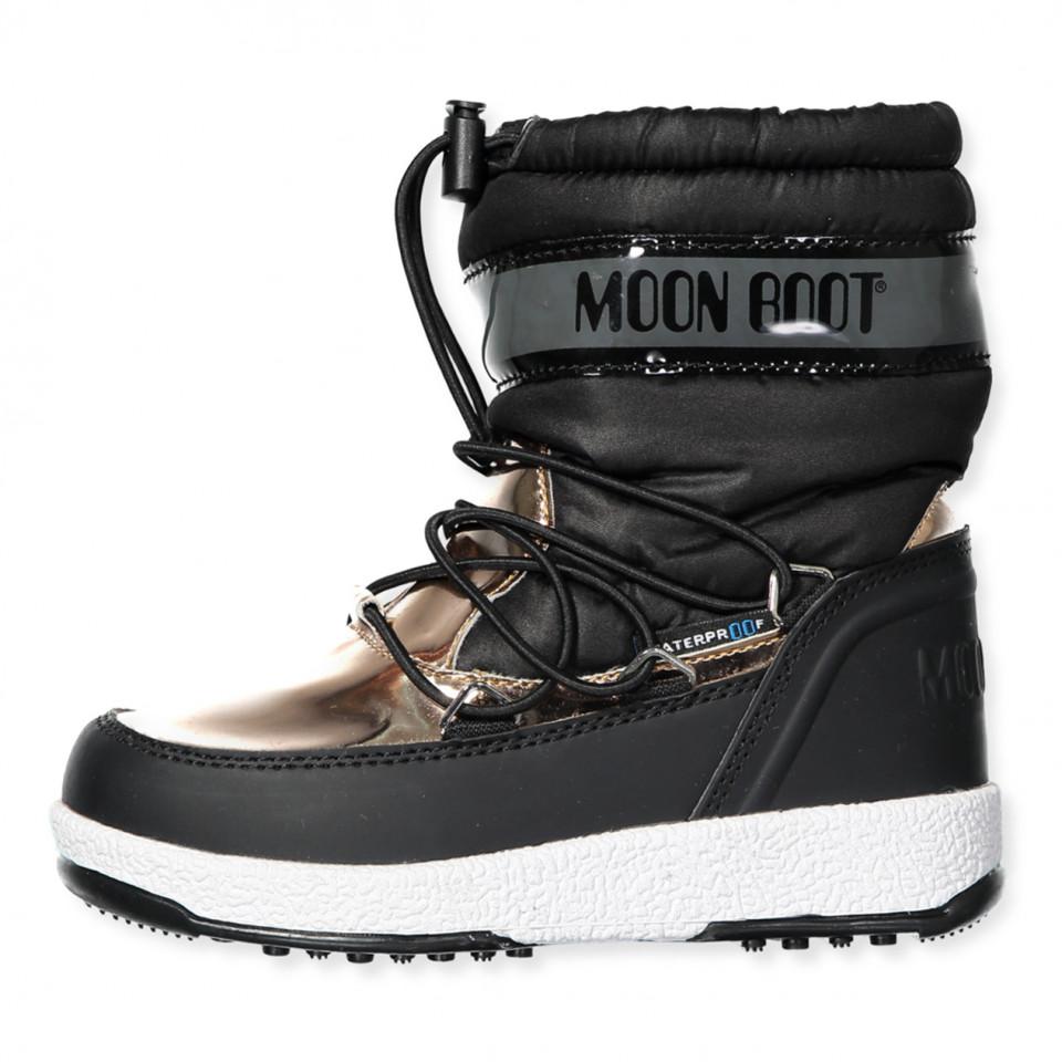 sale retailer e7e6f 5d26d Black Moon boots