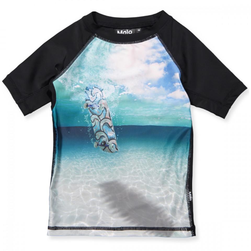 6c0e713ba4 Molo - Neptune UV 50+ t-shirt - Skateboard - Black