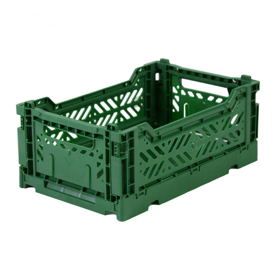 Folding box mini - Dark Green