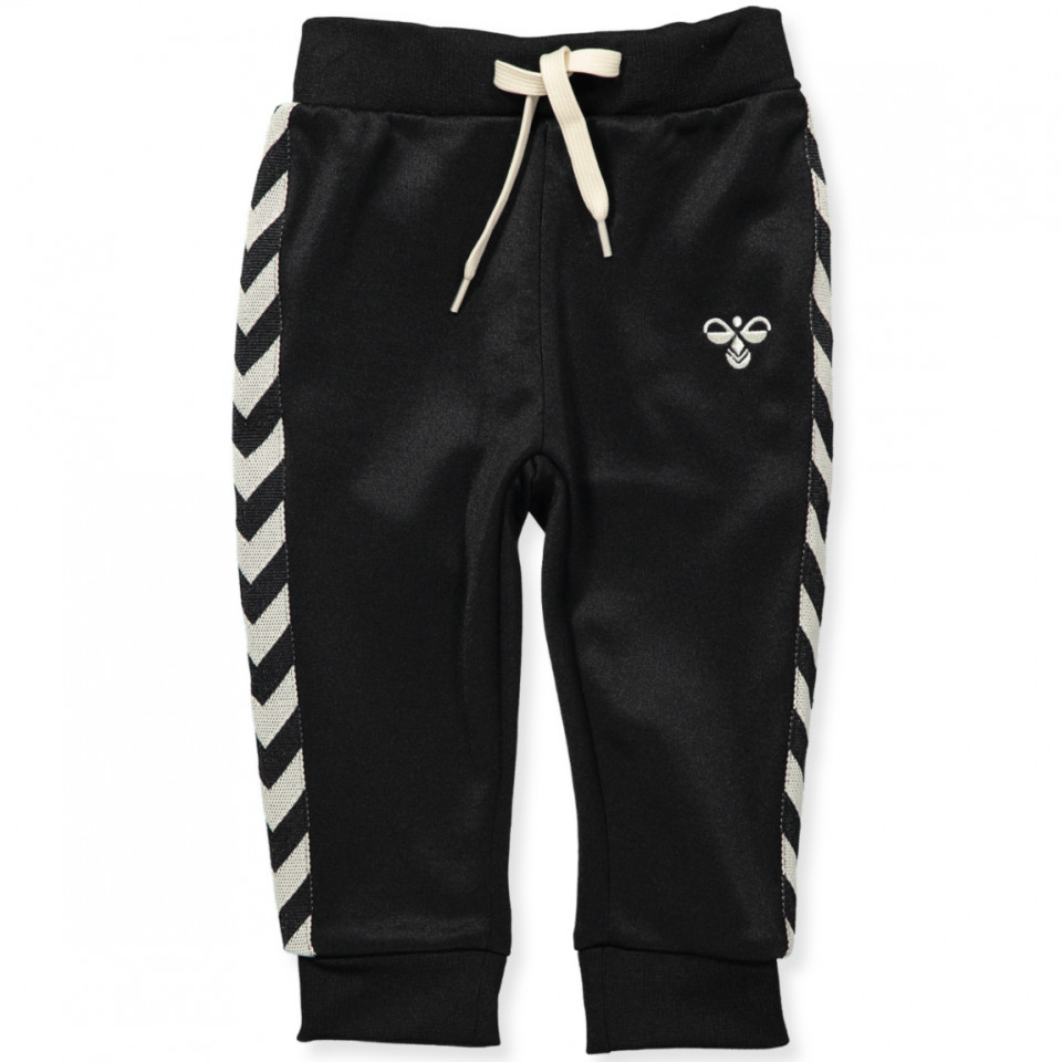 9b8d4f27 Hummel - Taylor pants - BLACK - Black - House of Kids