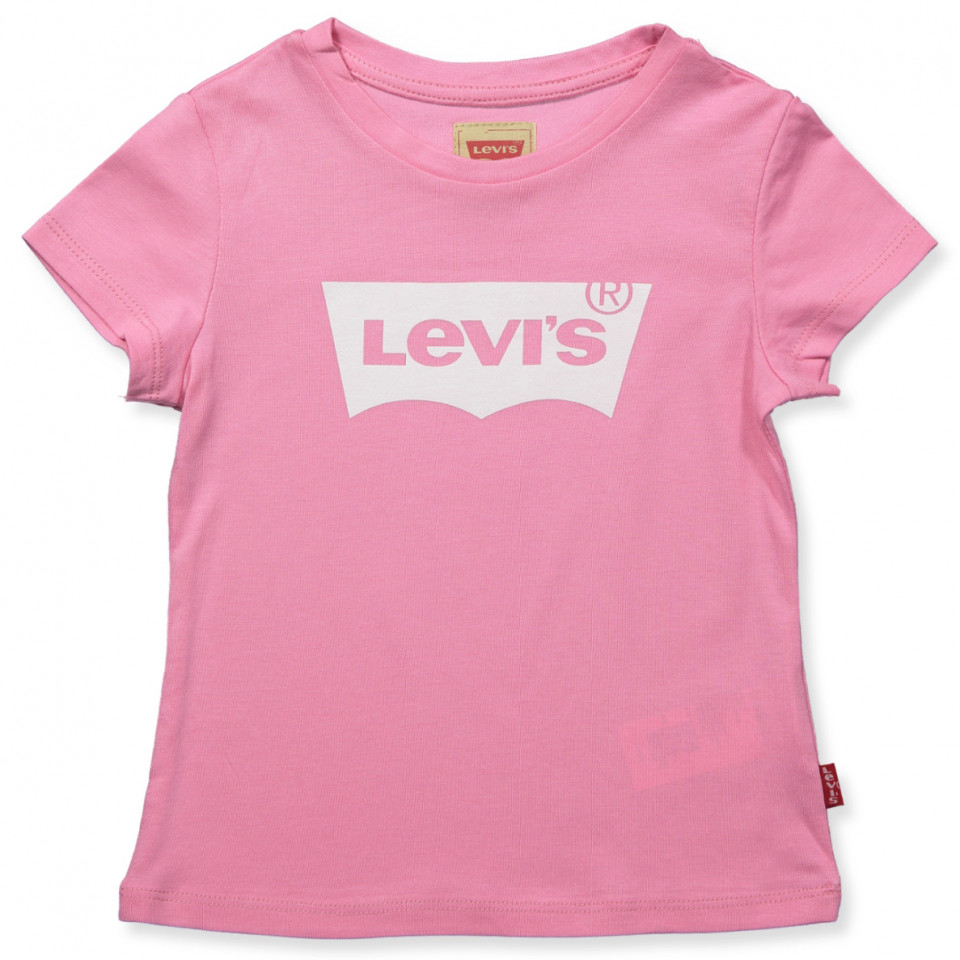 d4950834 Levi's Kids - Mika t-shirt - SALMON PINK - Pink
