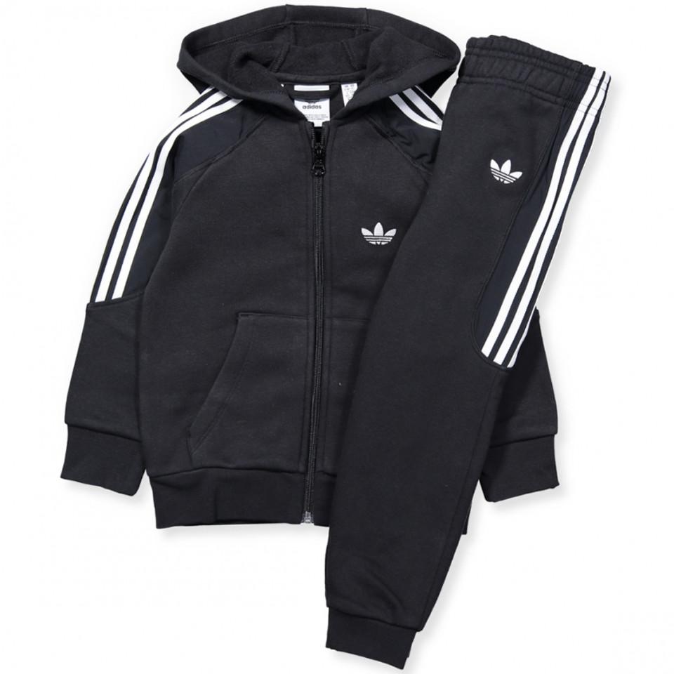858f34ed41 Black sweatsuit