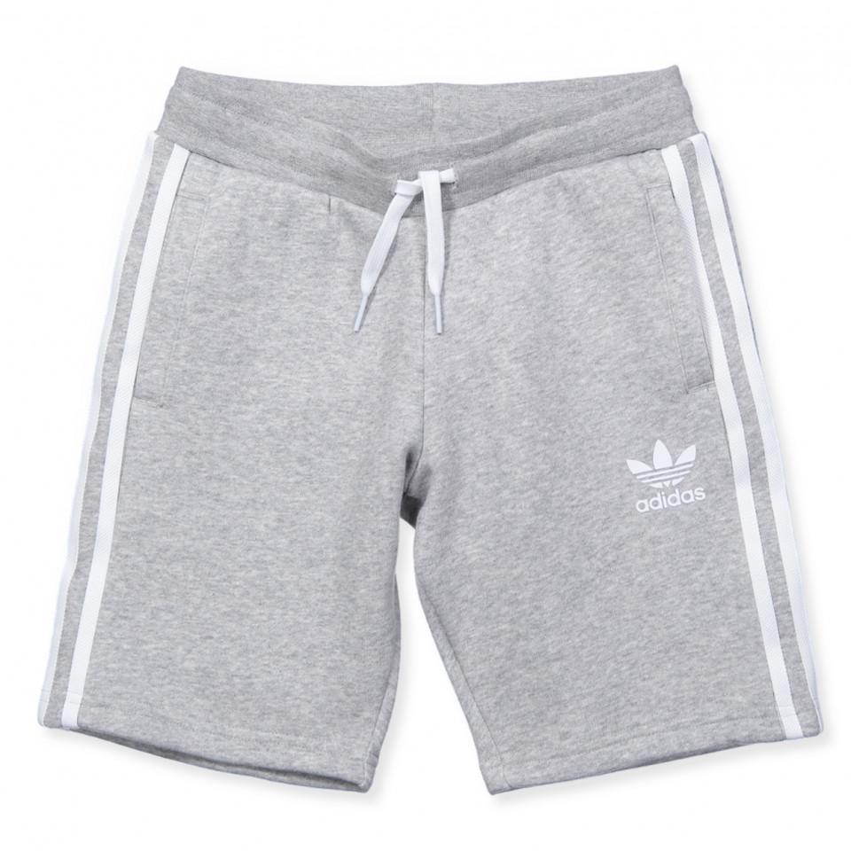 5456ef90 Adidas Originals - Grey shorts - medium grey heather