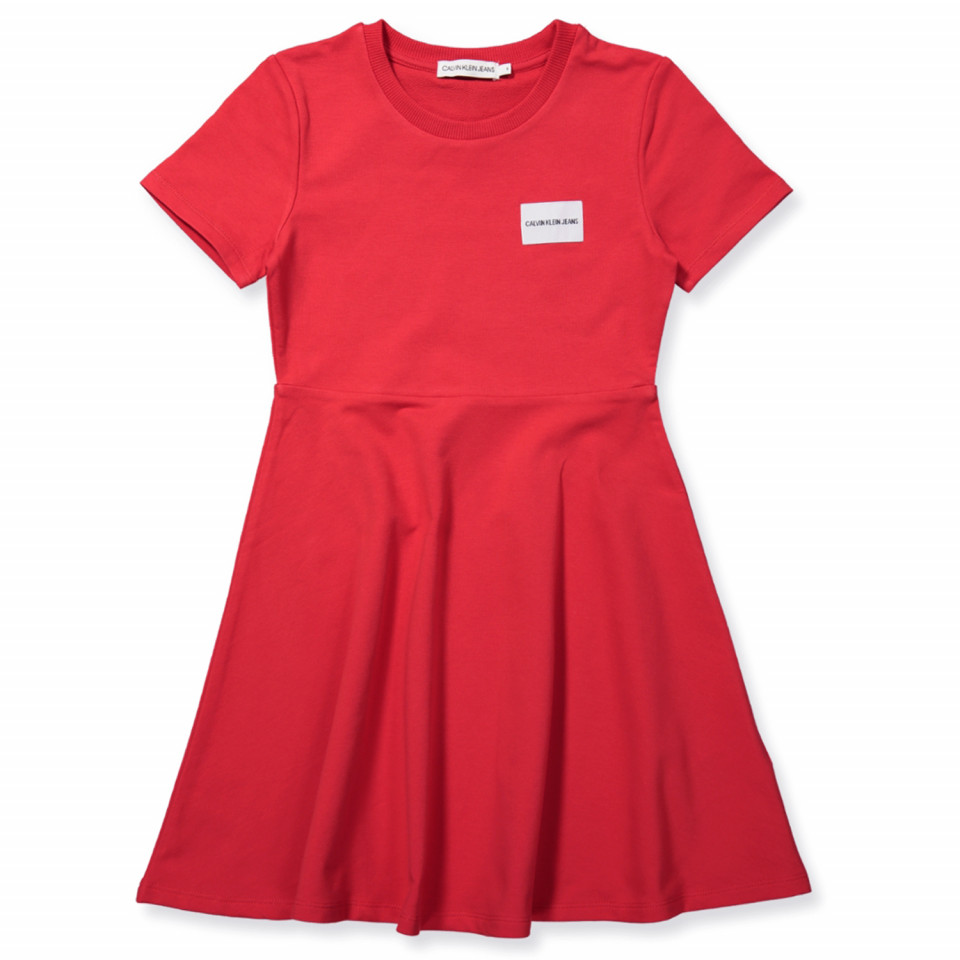 6f2dd0b1092 Calvin Klein - Dress - Racing Red - Red - House of Kids