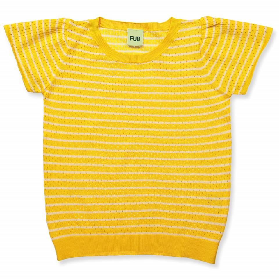 Organic t-shirt - knit