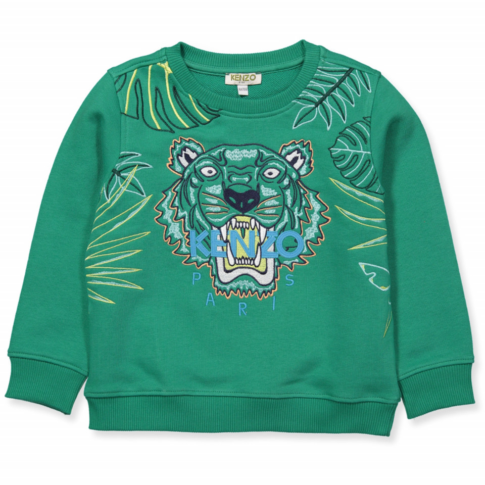 e02c0407 Tiger sweatshirt