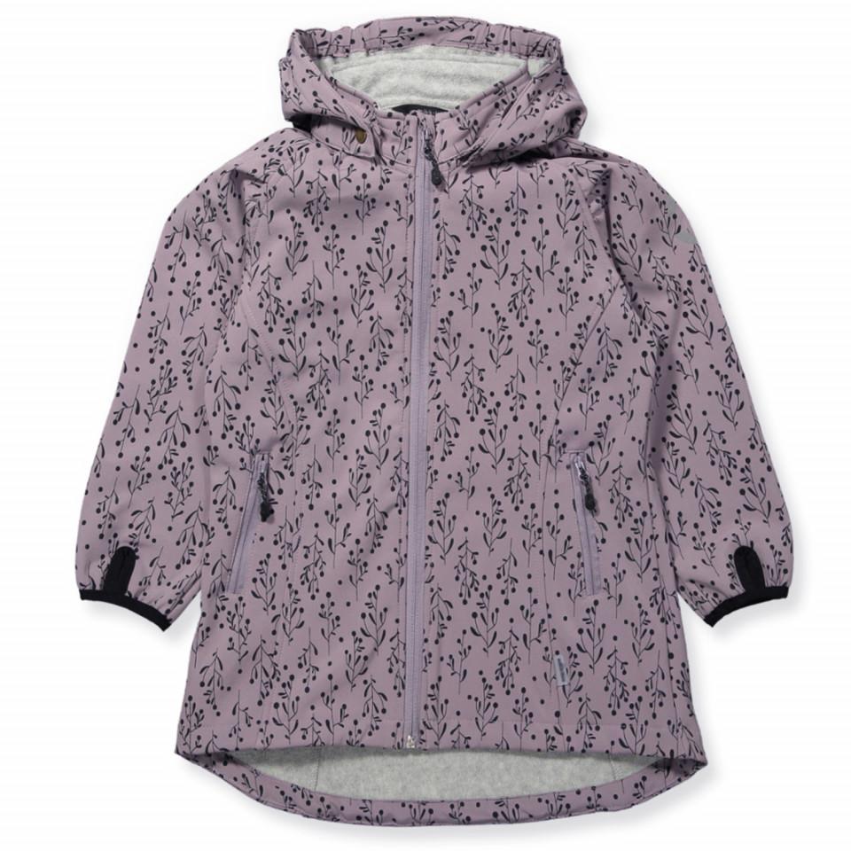Purple softshell