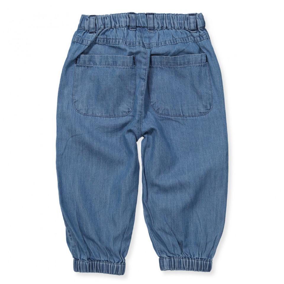 Noa Noa Miniature bukser Hide navy peony