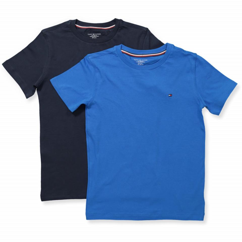5ddc5f0e Tommy Hilfiger - 2 pack t-shirt - Blue/Navy Blazer