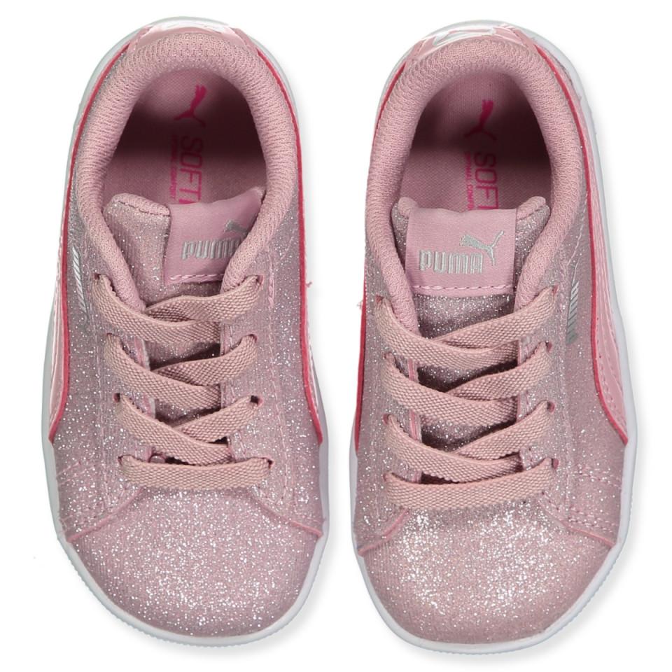 Puma - Vikky glitz Ac Inf - Pink - Rosa