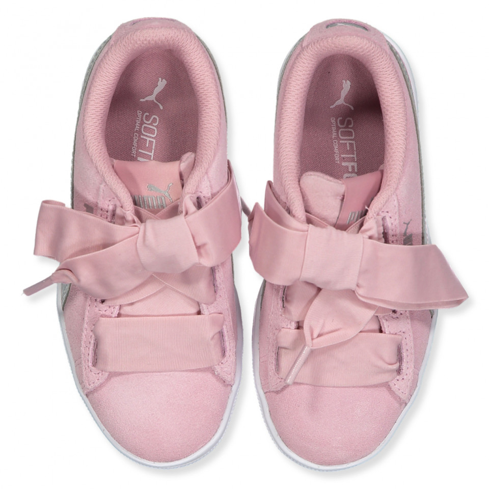 Angulus Pink Patent Bow Detail Closed Toe Leather Sandals