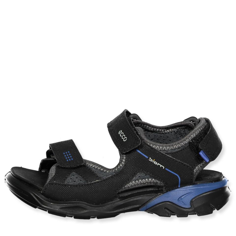a64527f6838019 Ecco - Biom Raft sandals - BLACK/DARK SHADOW - Black