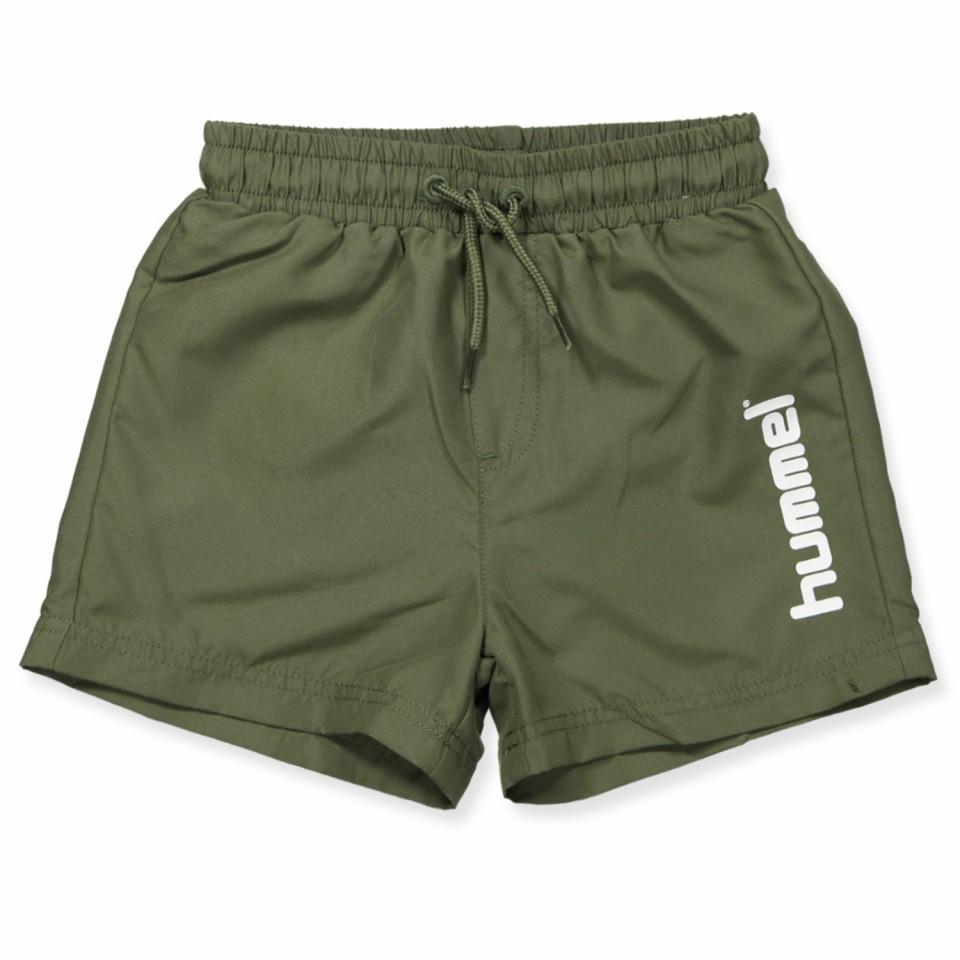 b199b0b010d Hummel - Bay UV 50 swim shorts - FOUR LEAF CLOVER