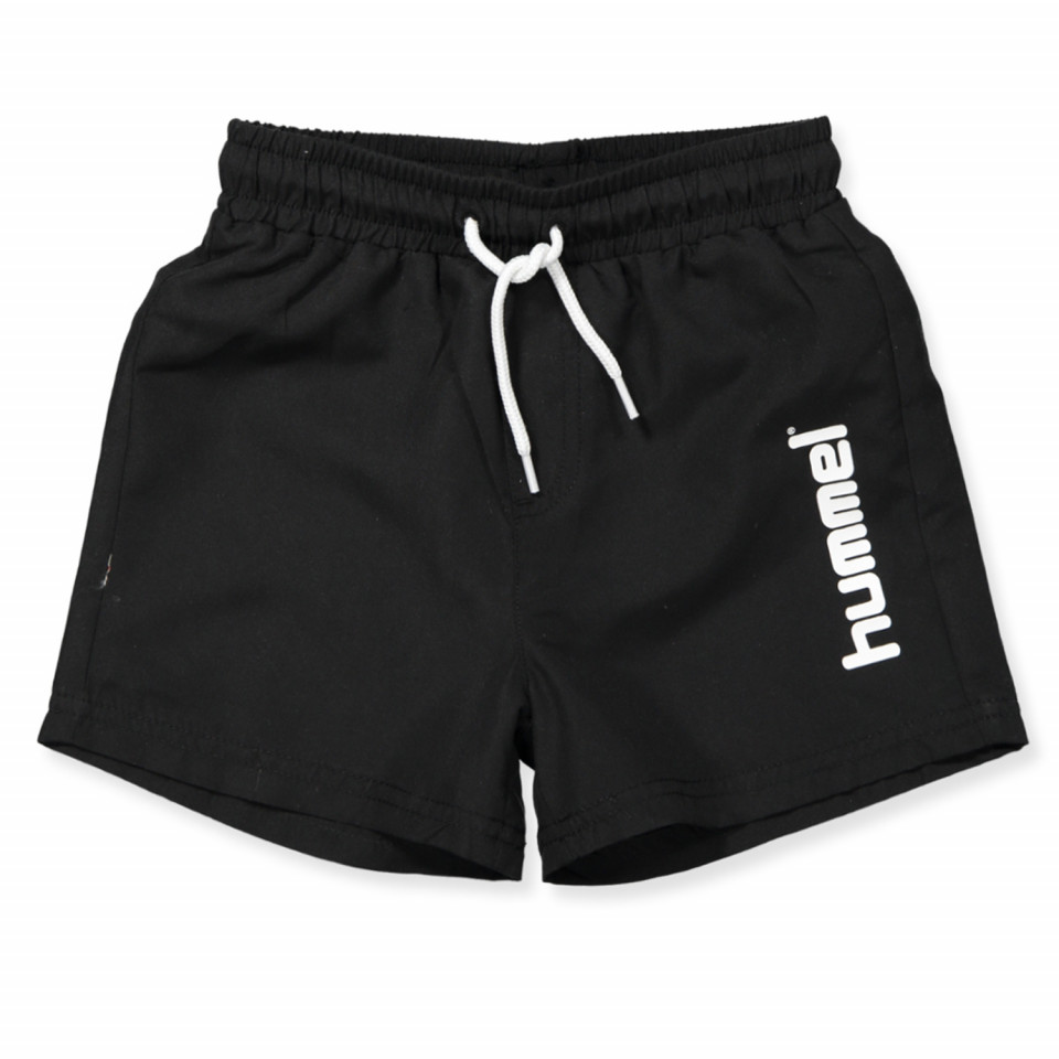 02264b09f85 Hummel - Bay UV 50 swim shorts - BLACK - Black
