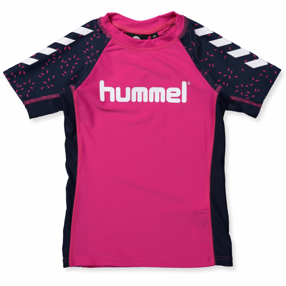 b7a1bce71b3 Hummel - Oyster UV 50 t-shirt - MAGENTA - Pink