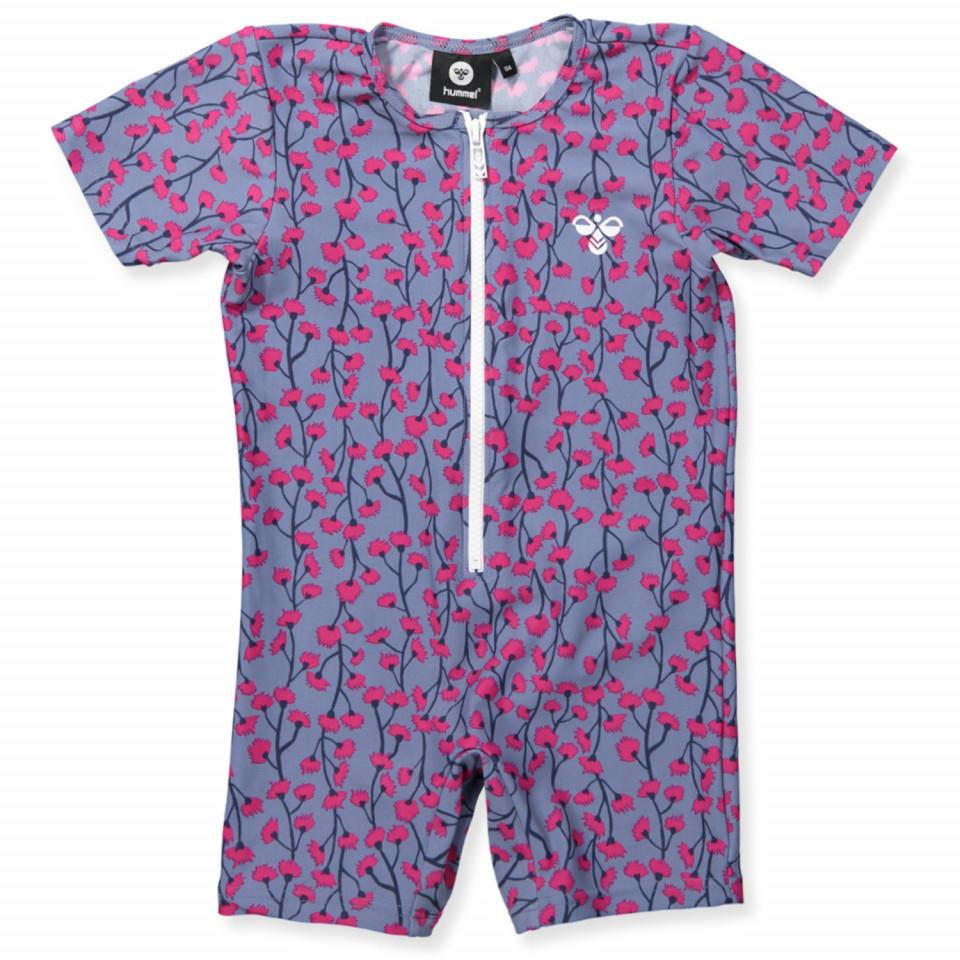 e59aa0ceb31 Hummel - Calico UV 50 swim suit - COPEN BLUE - Pink