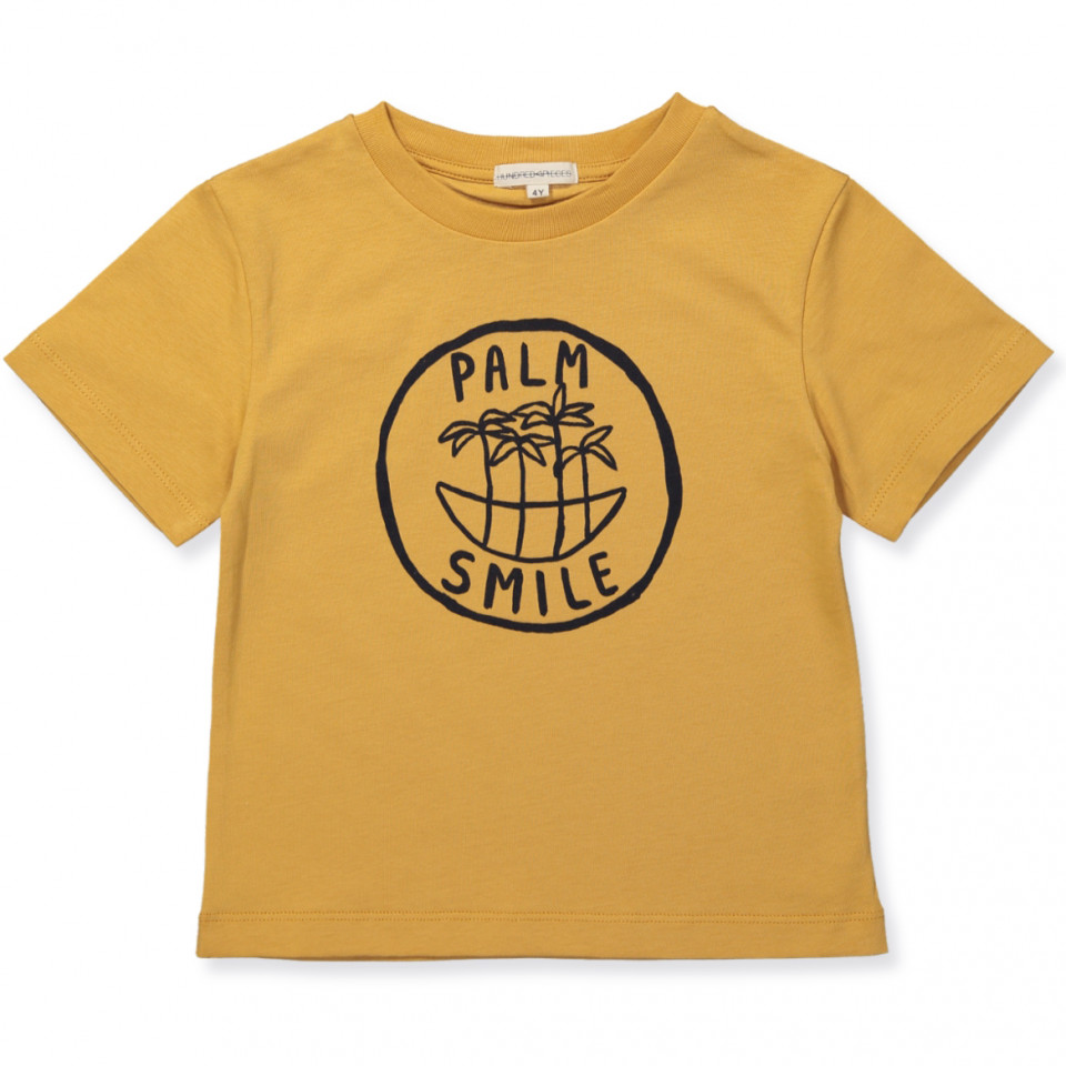 Palm Smile t-shirt
