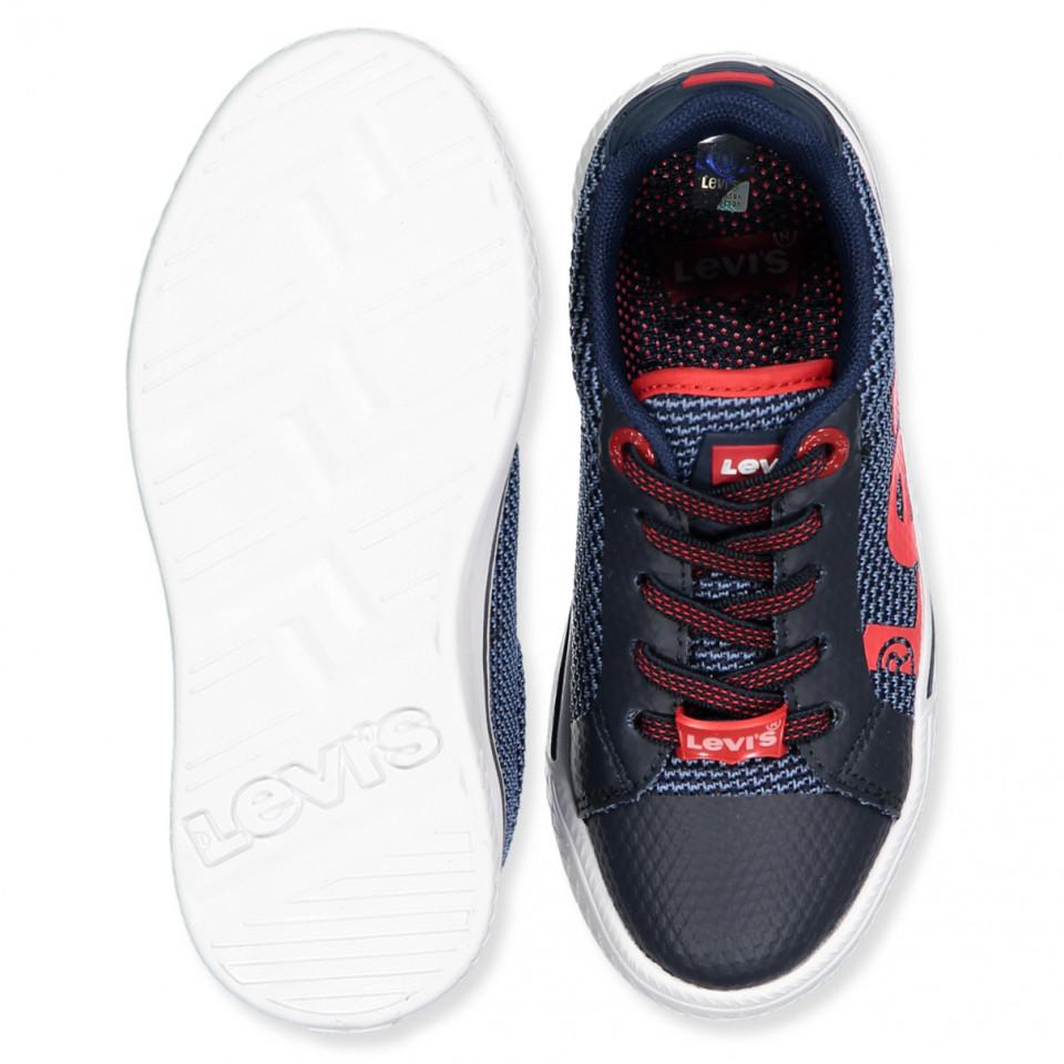 Boy Shoes Blue size 32-21