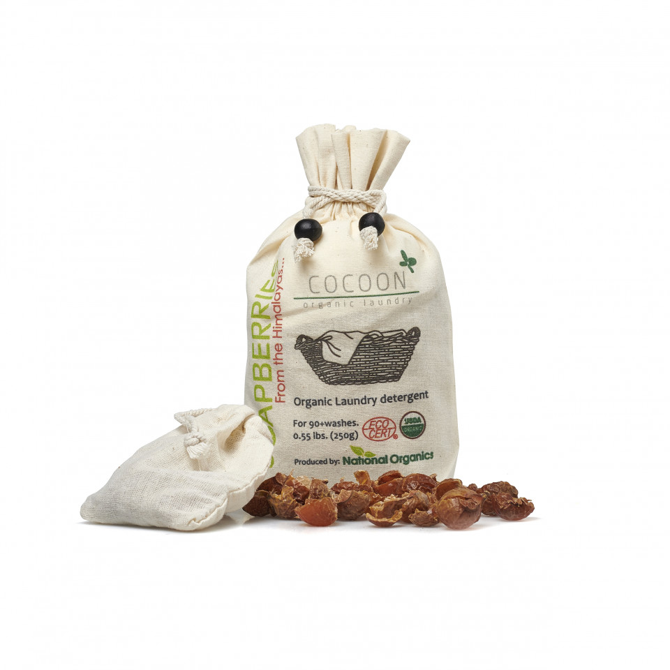 Organic soap berry 250 g