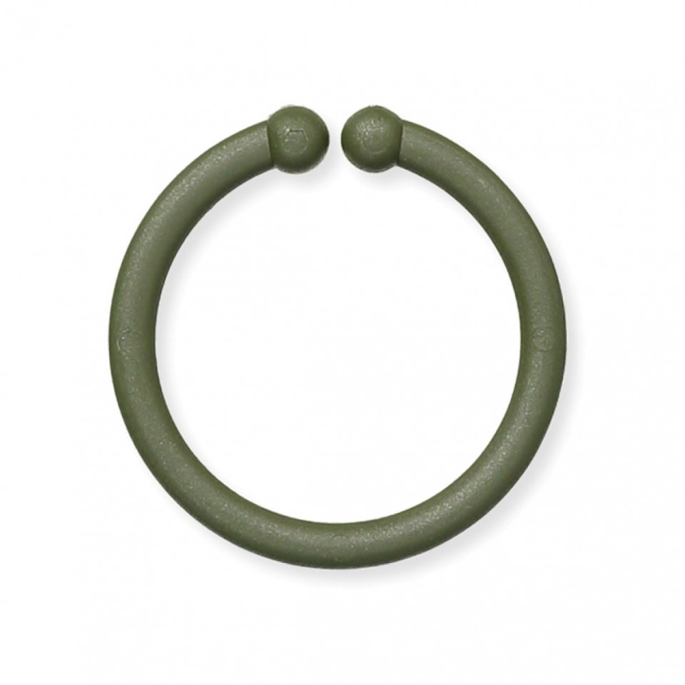 Bibs loop ring - Hunter green