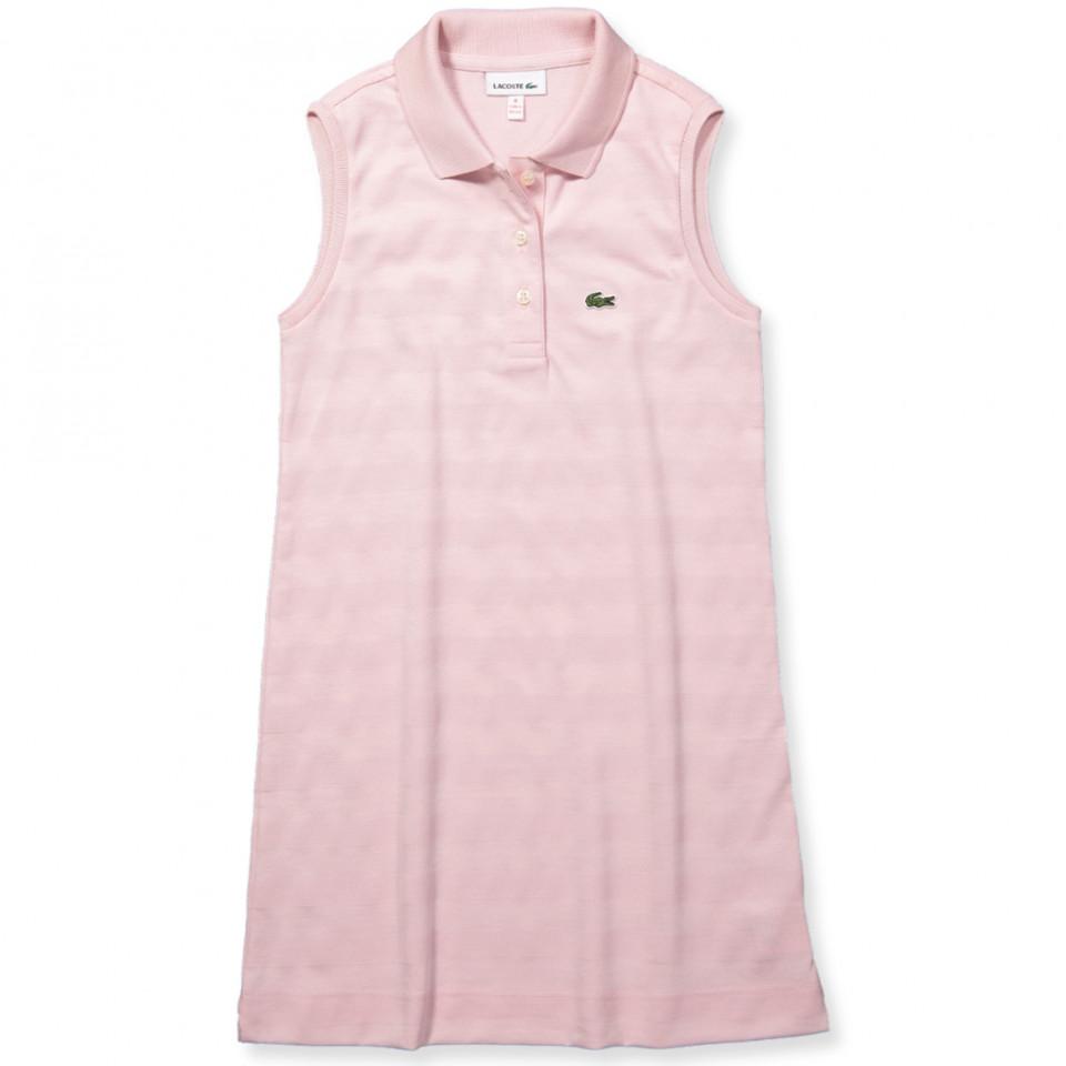 599114b821 Rose polo dress