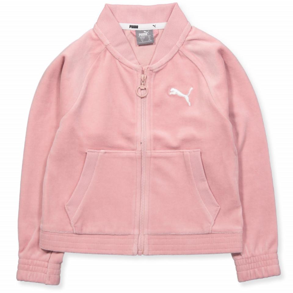 c2bd2f57 Puma - Pink jacket - Pink - Rosa - House of Kids