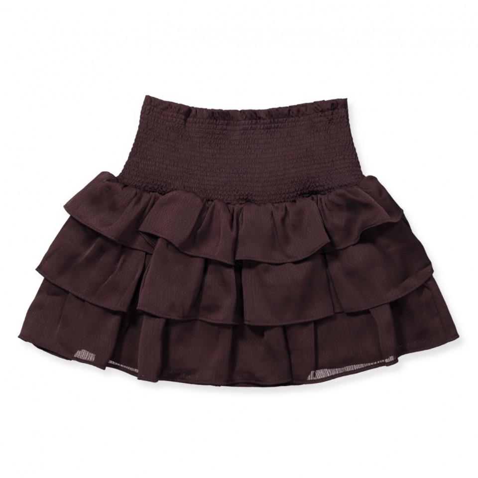 noir noir nederdel