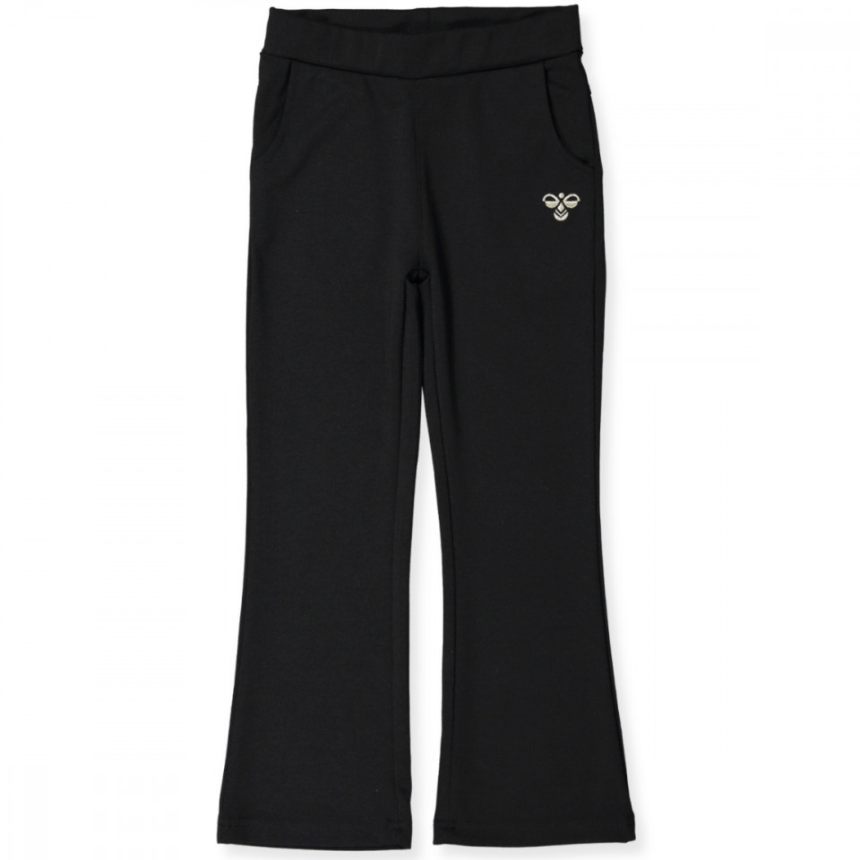 26795f2b24b Hummel - Emma pants - BLACK - Black - House of Kids