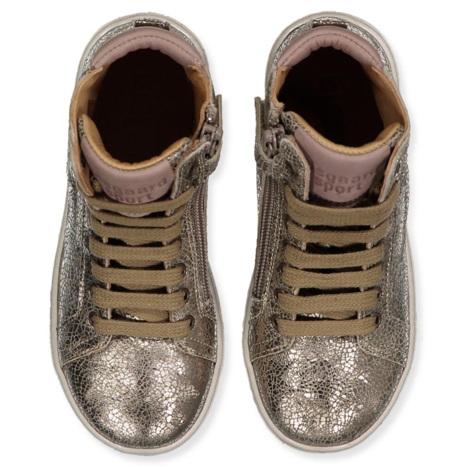 Gaia Logo Low Top Sneakers |
