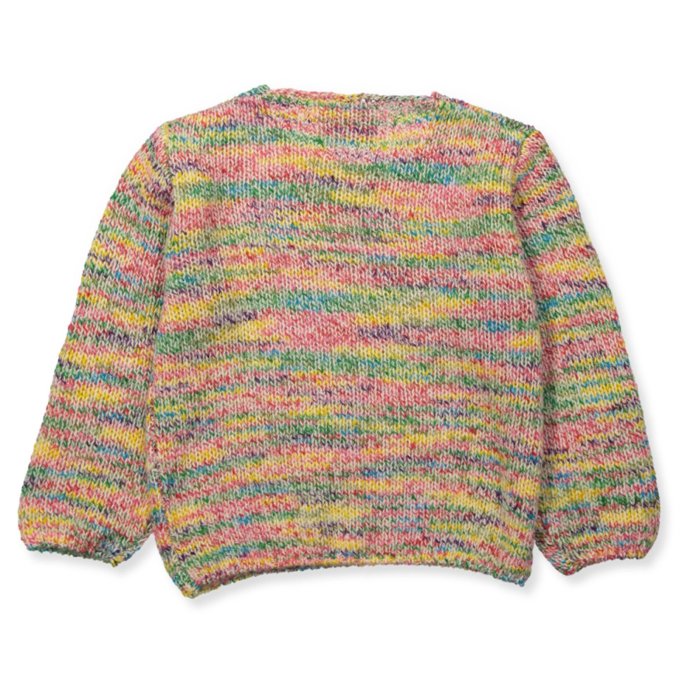 Mads Nørgaard strik Wool Fun Kaxini Multi