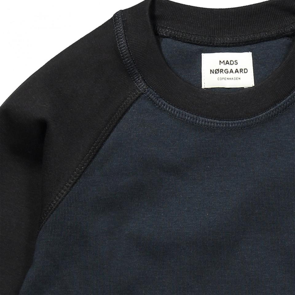 Organic Steltino LS t shirt
